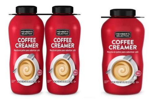 3 Pack Coffee Creamer Mezcla En Polvo