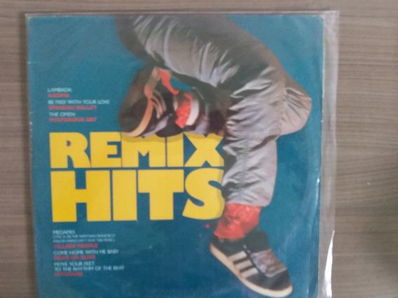 Lp Vinil - Remix Hits - Dead Or Alive / Hithouse