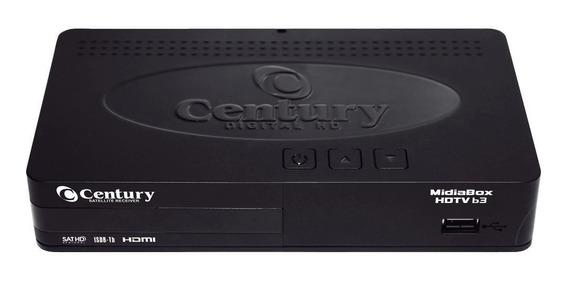 Receptor Conversor Midiabox B3 Hd Digital Tv Livre Mensalida