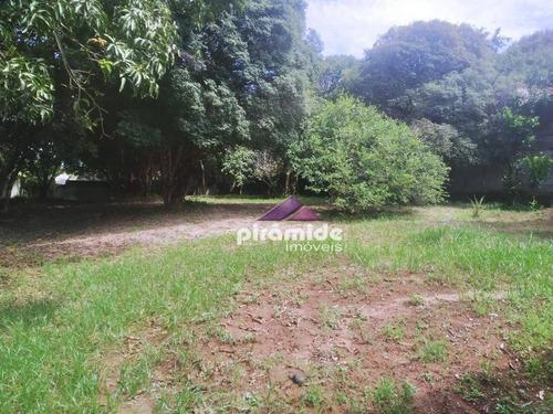 Imagem 1 de 13 de Chácara À Venda, 1568 M² Por R$ 350.000,00 - Jardim São Leopoldo - São José Dos Campos/sp - Ch0134