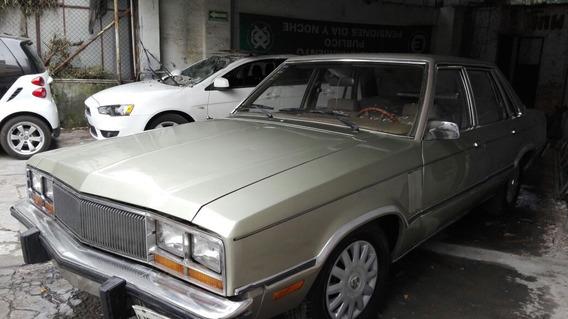 Clasico Ford Fairmont Modelo 1982