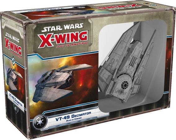 Star Wars - X-wing - Vt-49 Decimator