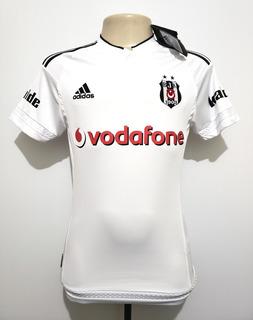 Camisa Futebol Oficial Besiktas Turquia 2015 Home adidas Pp