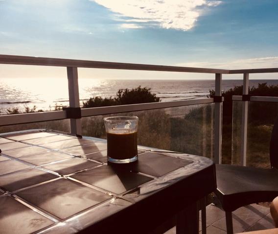 Alquiler Departamento Con Vista Al Mar, San Clemente Del Tuyu