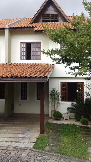 Sobrado Residencial À Venda, São Braz, Curitiba. - So0511
