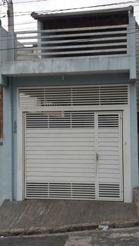 Imagem 1 de 13 de Casa Para Venda No Jardim Record - 2037