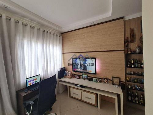 Imagem 1 de 21 de Excelente Casa No Condomínio Bella Colônia - Ca1294