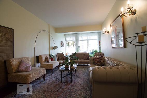 Apartamento Para Aluguel - Sion, 4 Quartos, 270 - 892846366