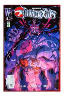 Thundercats #4 De 5 2003 Vid