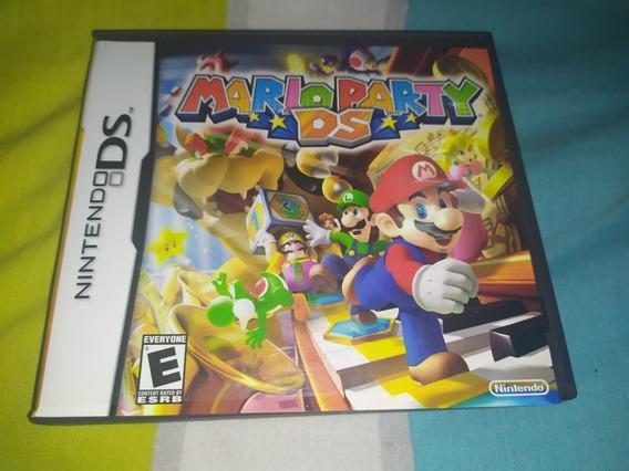 Mario Party Nintendo Ds Completo