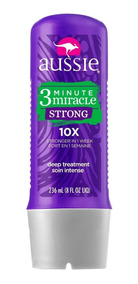 Tratamento Aussie 3 Minute Miracle Strong 236ml