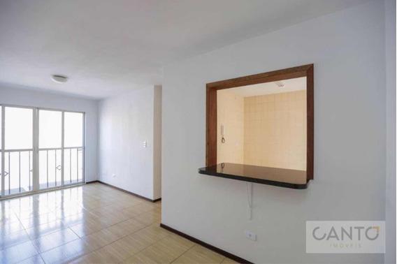 Oportunidade! Apto 2 Quartos 50m² - Capão Raso - Curitiba
