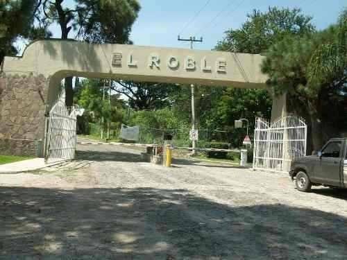 El Roble Residencia Campestre En Venta El Arenal Jal.