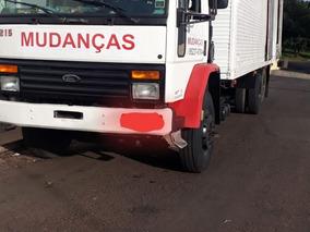 Ford Cargo 1215 Bau 95. R$ 53000