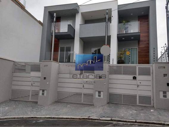 Sobrado Com 3 Dormitórios À Venda, 280 M² Por R$ 690.000 - Jardim Nossa Senhora Do Carmo - São Paulo/sp - So0934