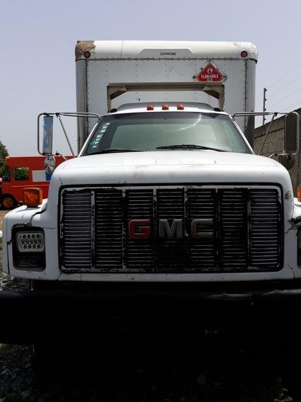 Camion Con Furgón Gmc C7500,año 98
