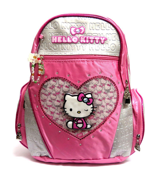 Mochila Colegial Espalda Hello Kitty 523 - Children