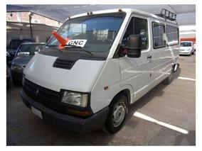 Renault Trafic Con Asientos 1994 Gnc Se Financia Y Permuta