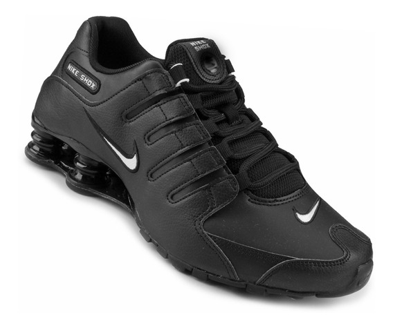 Tenis Nike Shox Nz Eu 501524 05/2020 Preto