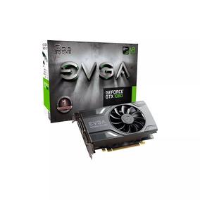 Placa Vídeo Evga Geforce Gtx 1060 Clocked 3gb Gddr5 Gaming