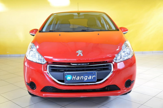 Peugeot 208 Active 1.5 Flex 8v 5p 2015