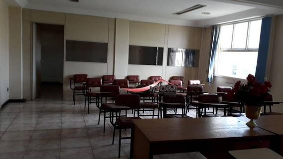 Salão À Venda, 247 M² Por R$ 1.500.000 - Centro - Rio De Janeiro/rj - Sl0016
