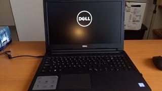 Laptop Dell Insperon 3567 8 Gb Ram 1 Tb Disco Duro