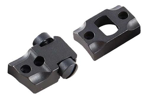 Imagen 1 de 4 de Base Turn In Std. De Acero Para: Mauser 98, Interarms Mark X