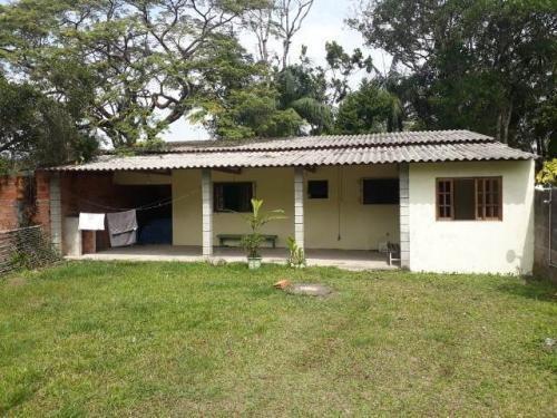Mini-chácara Em Itanhaém Com 1 Dorm 5319