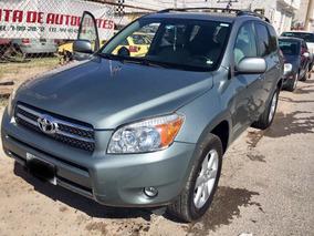 Toyota Rav4 Limited Piel