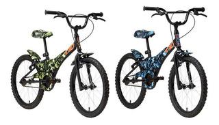 Bicicleta Infantil Groove - T20 Camuflada