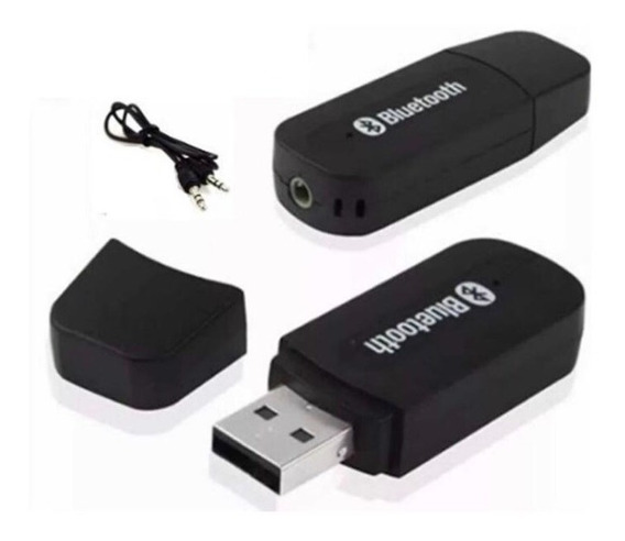 Kit C/10 Receptor Bluetooth Usb Music Mp3 C/p2 1,5m