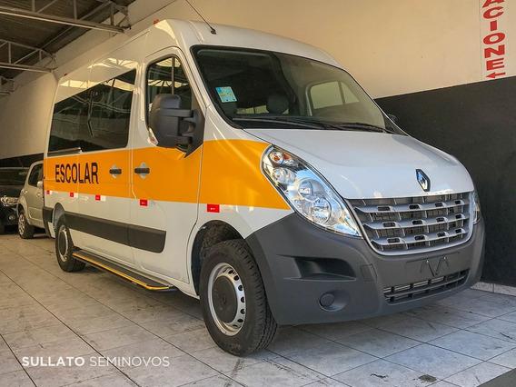 Renault Master Transformada Escolar 20 Lugares