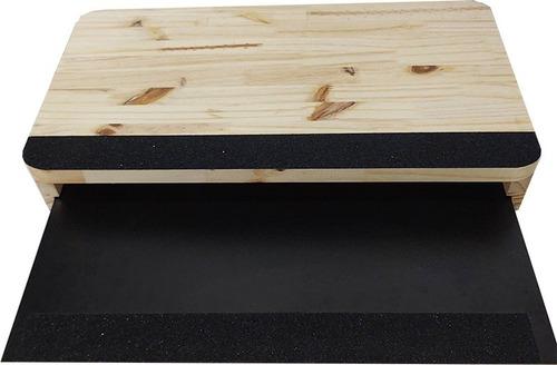 Mesa Suporte Para Notebook Netbook Teclado Angular Pinus