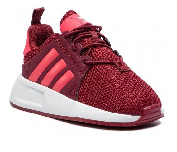 Tenis adidas X Plr Rojo/blanco Bebe Cg6835