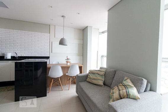 Apartamento Para Aluguel - Vila Augusta, 1 Quarto, 38 - 893038898