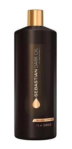 Imagem 1 de 1 de Sebastian Dark Oil Condicionador 1 Litro