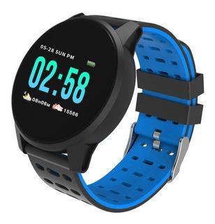 Reloj Smart Watch Bracelet Inteligen Mide Presion Pasos Etc