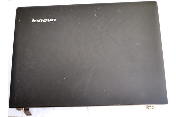 Carcaça Tampa Da Tela Notebook Lenovo G470 G475- Usado