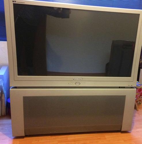 Imagen 1 de 9 de Tv Panasonic 47 Pulgadas