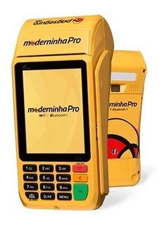 Maquininha Moderninha Pro