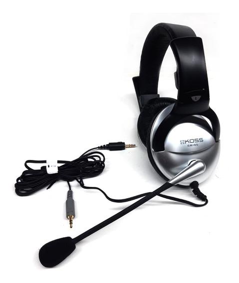 Fone De Ouvido Headset Koss Sb45