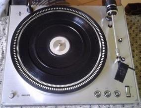 Toca Disco Philips - Eletronic 312