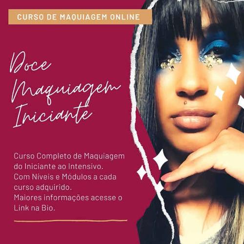 Curso De Maquiagem Profissional Online
