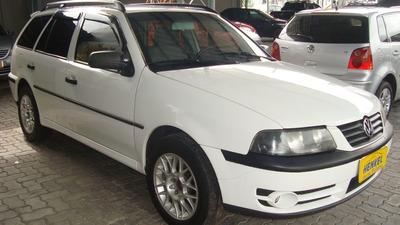 Volkswagen Parati 1.8 Mi 8v Gasolina 4p Manual G.iii