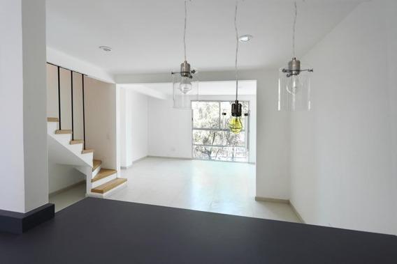 Precioso Penthouse En Venta En Av. Toluca