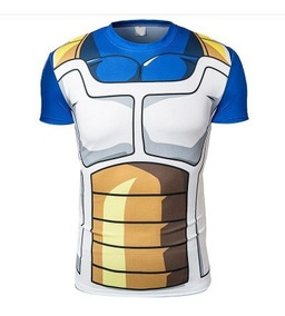 Playeras Superheroes Gym Vegeta