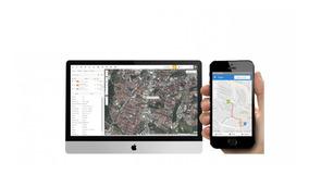 Plataforma E App Monitoramento + Chip M2m Porto (tim E Oi)