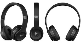 Fone Beats Solo 3 Wireless Lacrado Garantia Apple 1 Ano