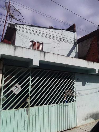 Casa Com 6 Cômodos Garagem E 3 Banheiros